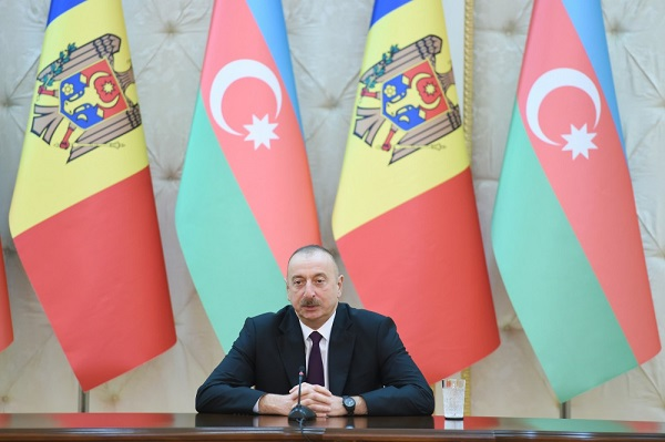 Президент Молдовы сказал мне, что... - Ильхам Алиев
