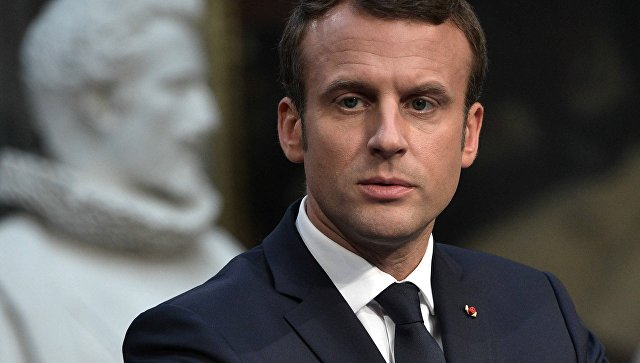 Macron was wrong considering climate change
