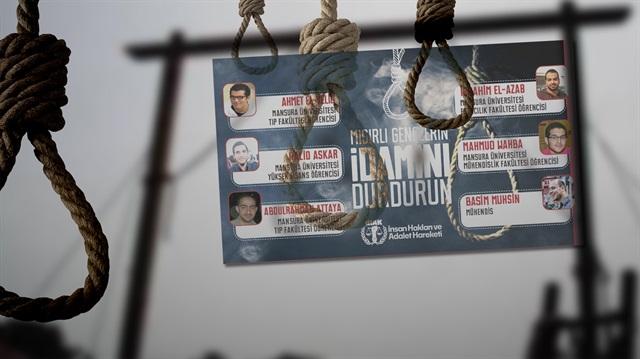 """ایسلام عالیملری سودییهیه سسلهندی: """"اعداملاری دایاندیرین"""""""