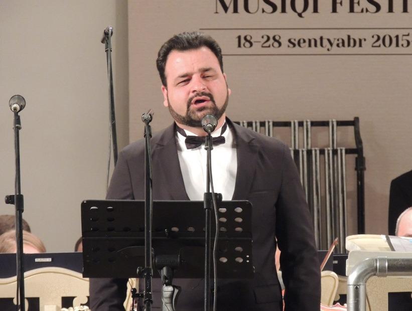 Самир Джафаров назначен директором Филармонии