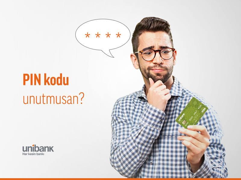 Новая услуга от Unibank для обладателей карт