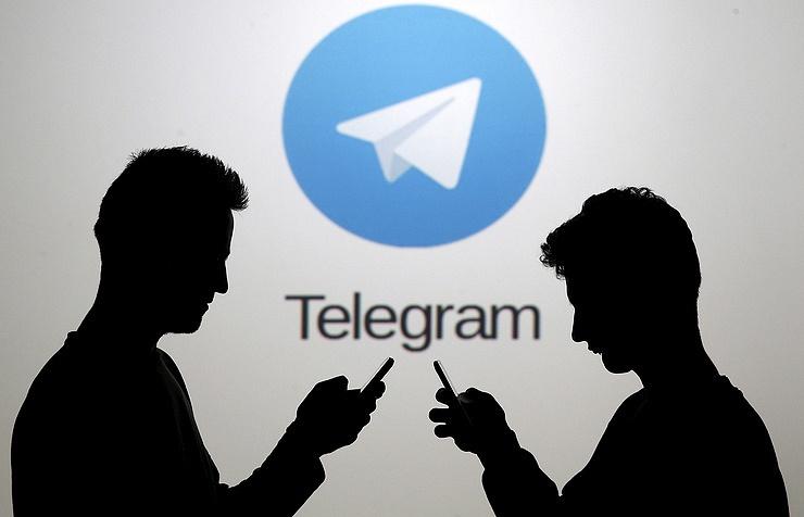 ایران پروکورورلوغو «تلگرام»لا باغلی ایستینتاقا باشلاییر