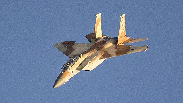 Израиль разбомбил сектор Газа