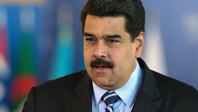 Maduro Rusiyaya gedir