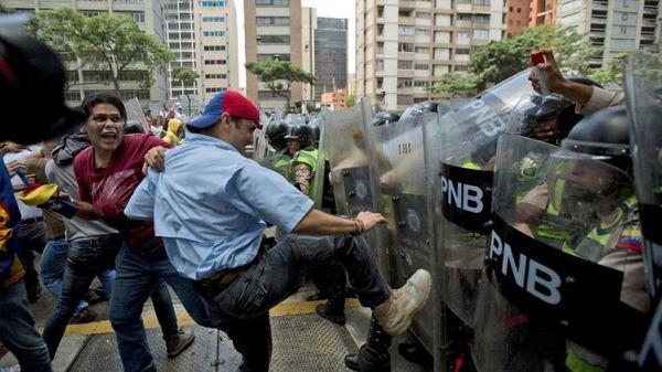 На венесуэльский парламент совершили нападение