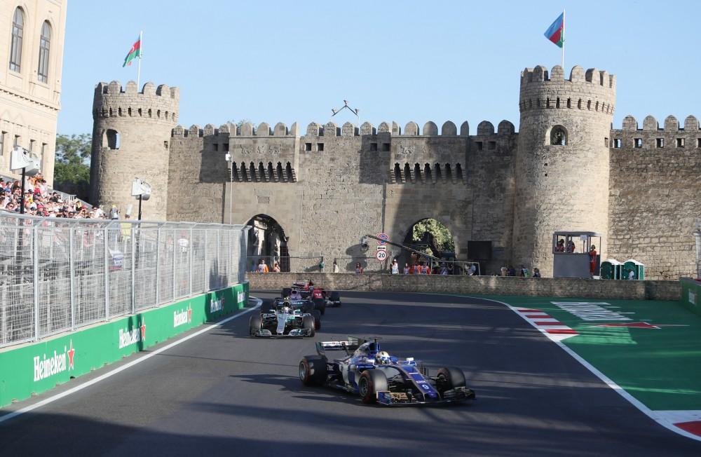 Formula-1 ilə əlaqədar işlər yekunlaşır