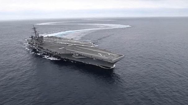 Almaniya İsrailə 2 hərbi gəmi verdi