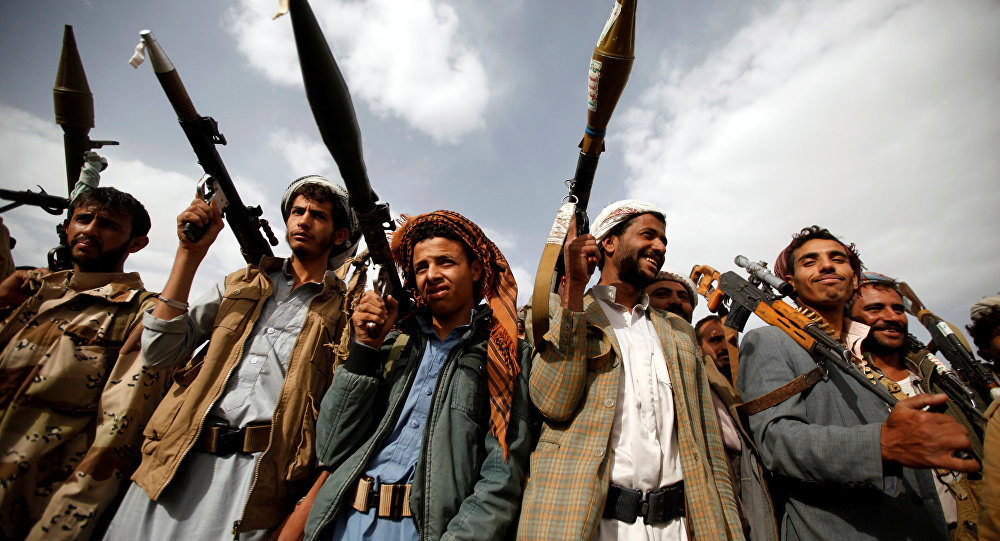 A call from the Yemeni government to Houthis
