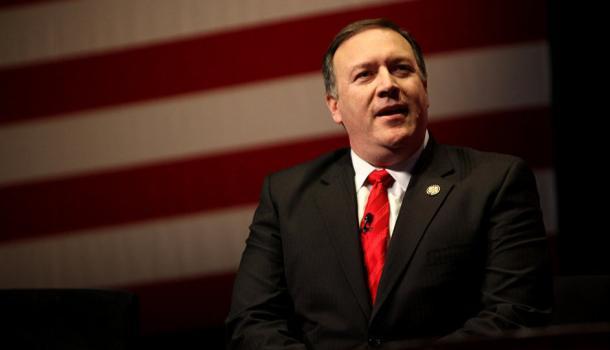 """پومپئو: """"تعجیلی سلاح ساتماغیمیزا سبب ایرانین بؤلگهدهکی نفوذودور"""""""