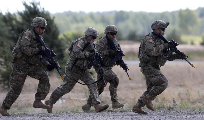 ABŞ əsgərləri rus generala imkan vermədi - Moskvadan reaksiya