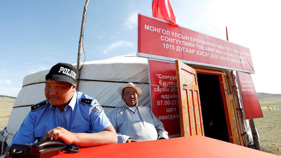В Монголии не смогли избрать президента