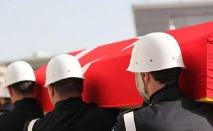 Турецкий военный пал смертью шехида