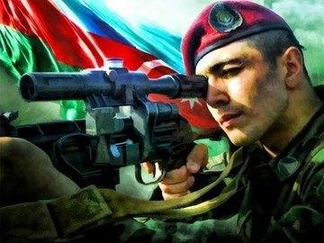 В Москве отметили 99-летие ВС Азербайджана