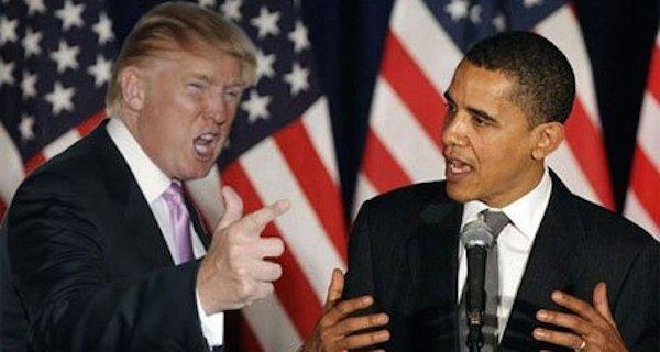 Trampdan ittiham: Bu, əvvəlki prezidentlərin səhvidir