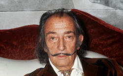 Dali's remains to be exhumed upon paternity claim