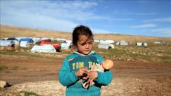 US says children at risk in Syria, Iraq battlegrounds