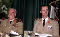 Syrian defense minister Tlass dies in Paris