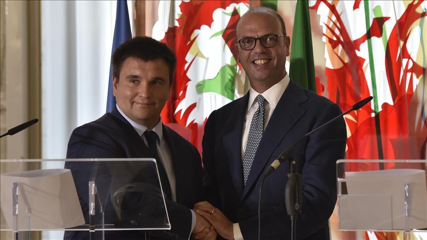 Италия не признает аннексию Крыма