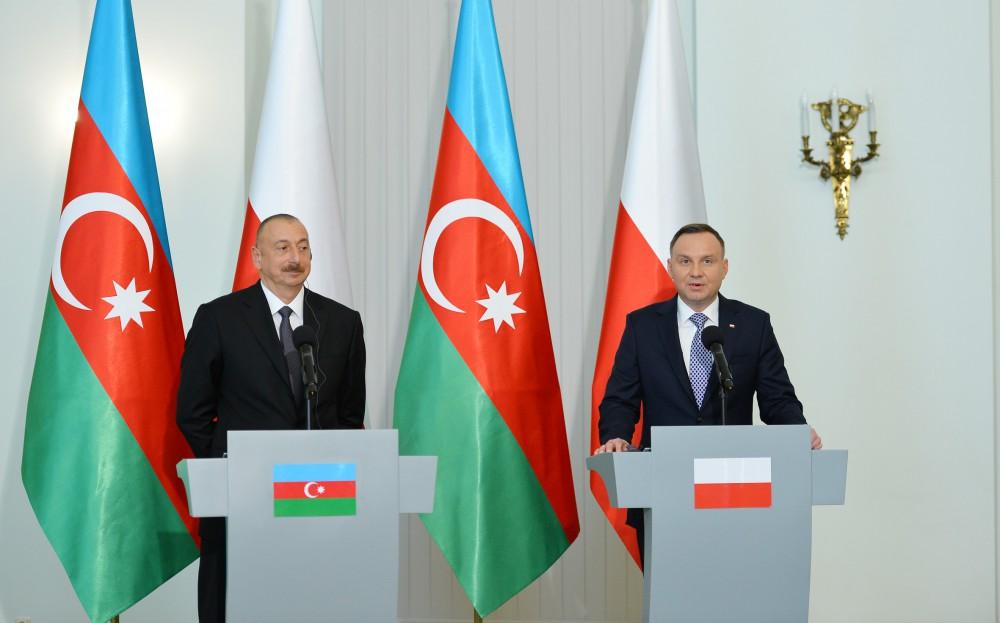 Польша на стороне Азербайджана - Карабах