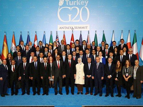 Трамп посетит саммит G20