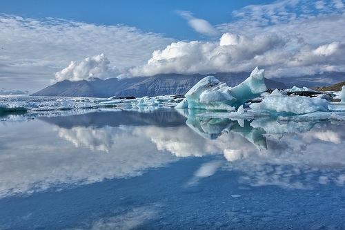 """Геологи нашли следы ледникового """"великого потопа"""""""