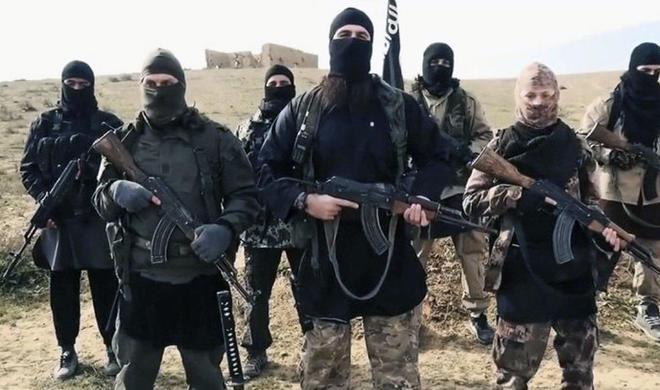 Bu şəhərin yarısı İŞİD-dən azad edildi
