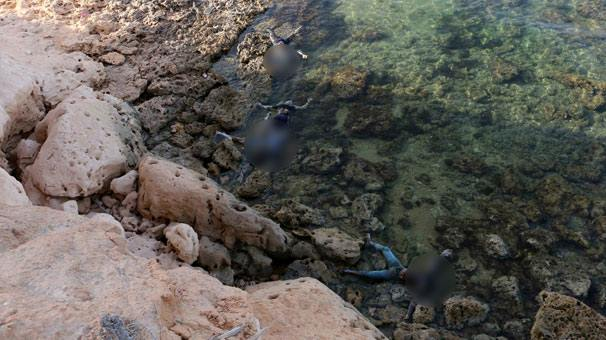Aralıq dənizində dəhşət – Foto