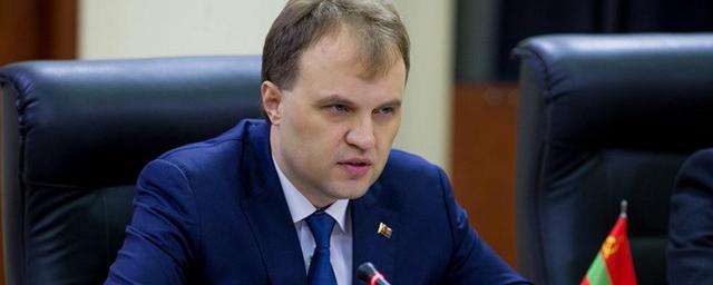 Экс-президент Приднестровья Шевчук сбежал