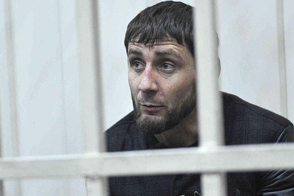 Дадаев признан виновным в убийстве Немцова