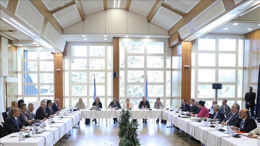 В Швейцарии обсуждают кипрское урегулирование