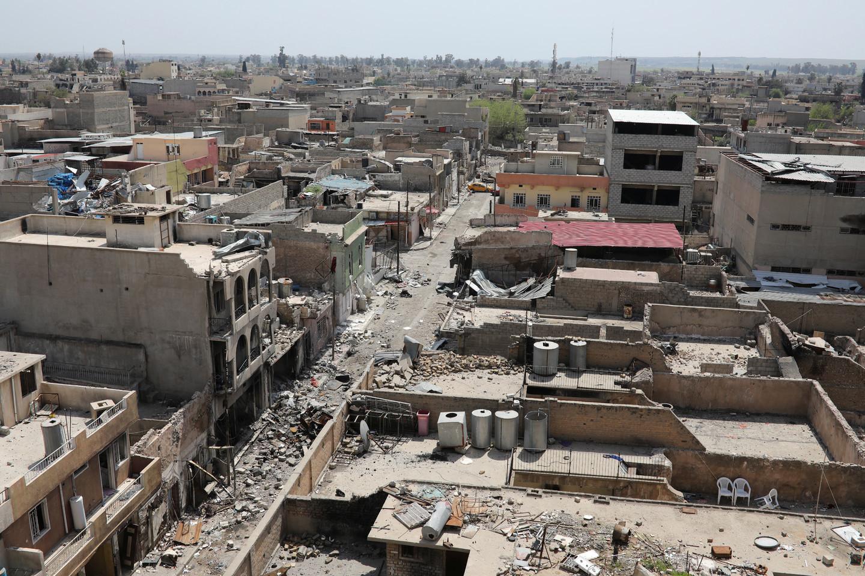 Ирак сообщил о полном освобождении Мосула от ИГ