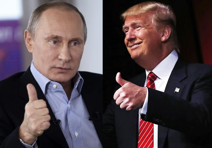 Трамп с нетерпением ожидает новой встречи с Путиным