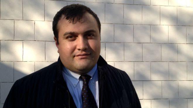 Elçin Sadıqovun fərdi vəkillik fəaliyyəti ləğv olundu