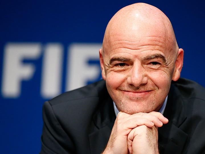 Президент ФИФА впервые посетит Азербайджан