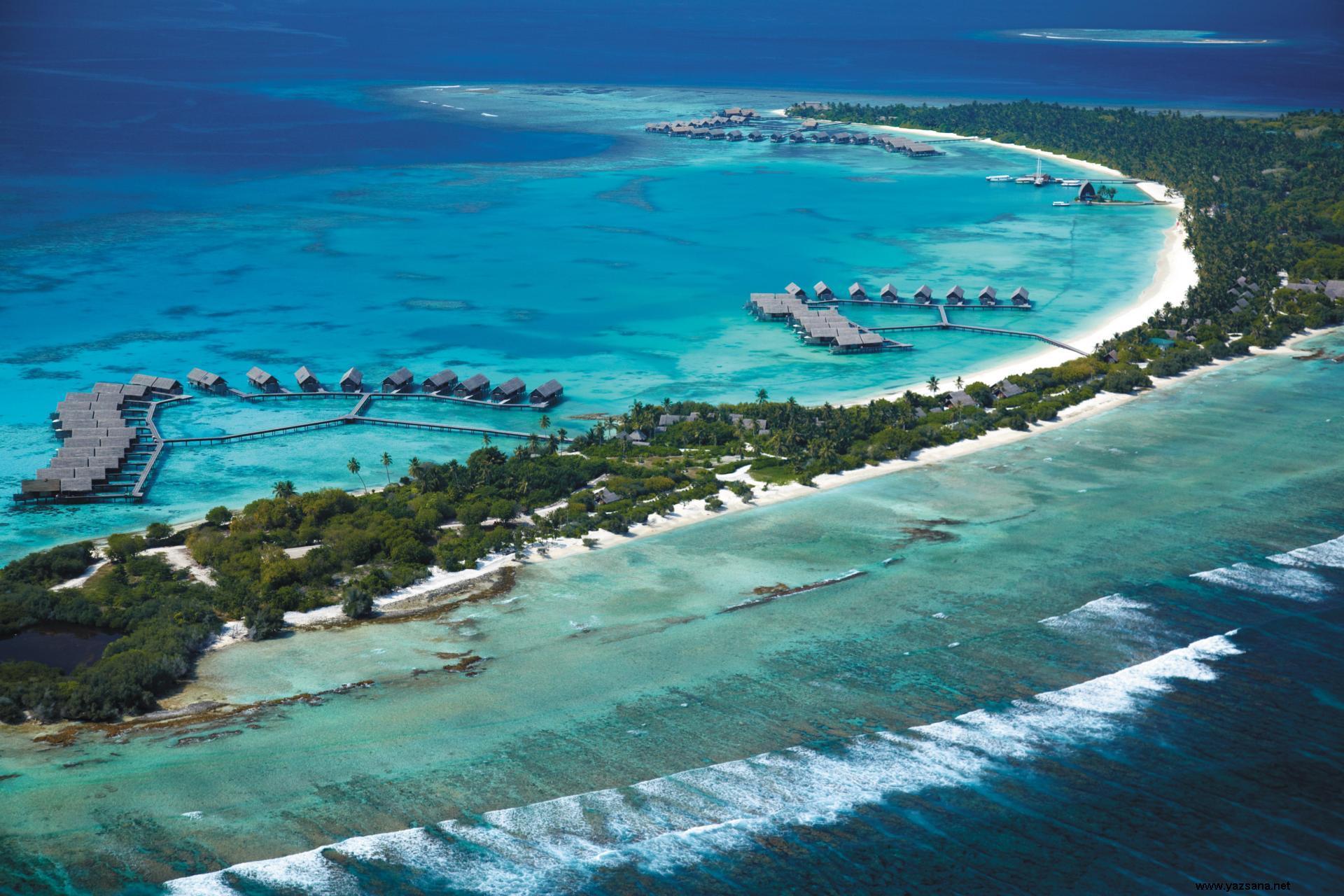 Сейшелы и Мальдивы могут исчезнуть с лица Земли