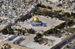 Israel banning reconstruction work at Al-Aqsa