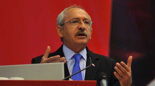 Kılıçdaroğluna ağır sözlər söylədi, istefa verdi