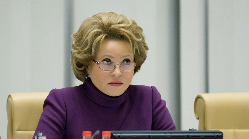 Матвиенко: В этом достоинство нашего сотрудничества с Баку…