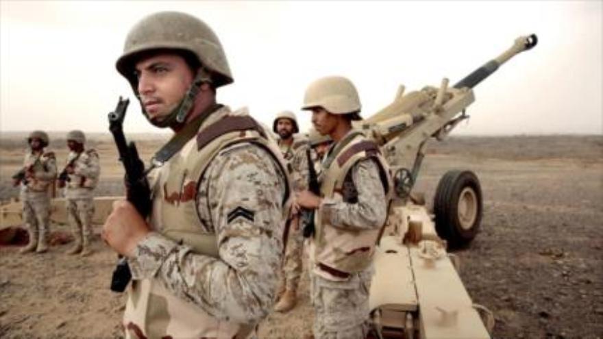 На границе с Йеменом погибли саудовские военные