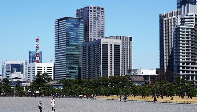В Токио построят самый высокий небоскреб в Японии