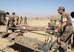 В Армении убит военнослужащий