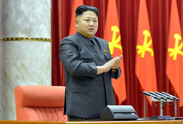Kim orders South's buildings in North be destroyed
