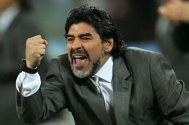 Maduro Maradonadan danışdı: Dəfələrlə dəstək verdi