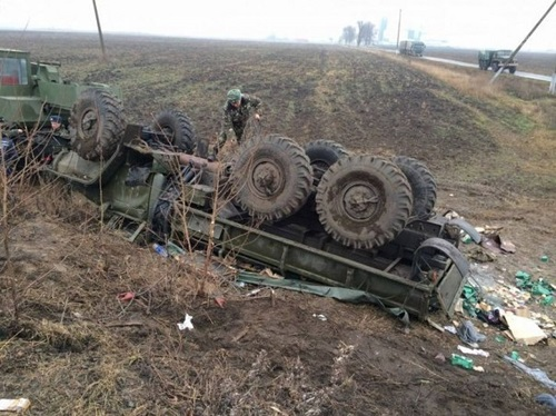 2 Armenian servicemen died, one was seriously wounded