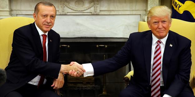Эрдоган и Трамп обсудили дело Кашикчы и Сирию