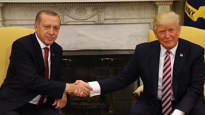 Эрдоган встретится с Трампом в Японии