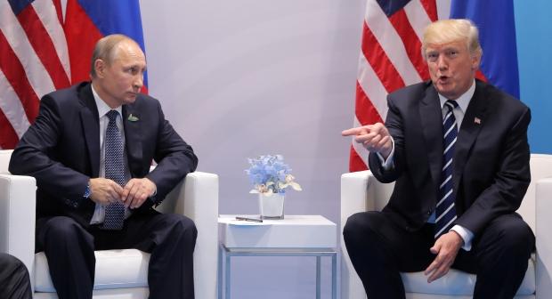 """Трамп заявил Путину о """"плачевной"""" ситуации в Венесуэле"""