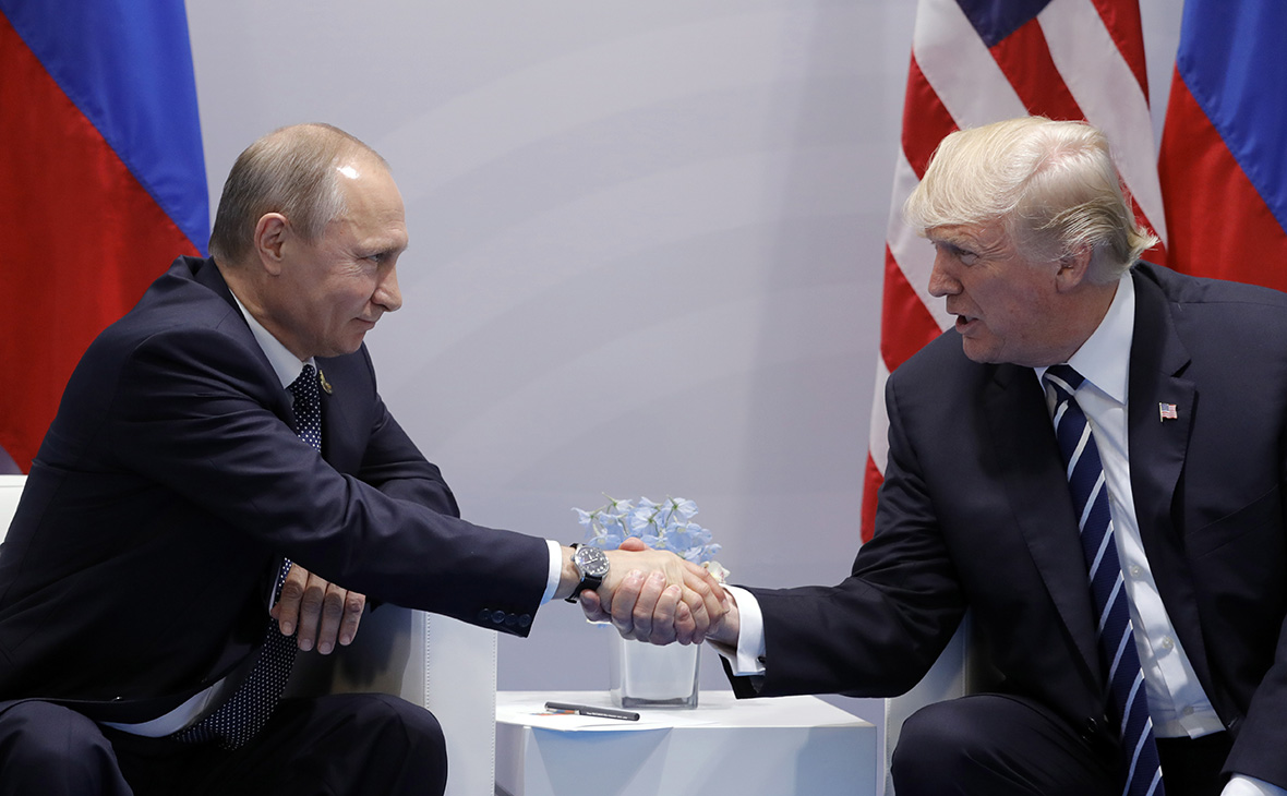 Putin sent a letter to Trump