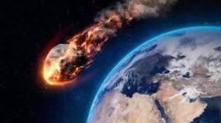 К Земле летит астероид диаметром в 1 км