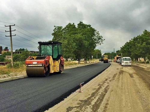 Tərtərdə yeni yolların inşası planlaşdırılır